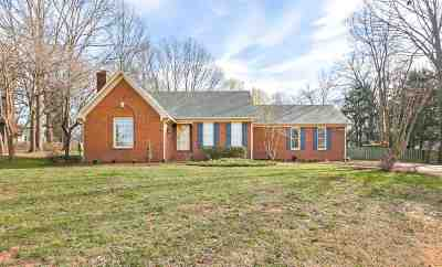 Jackson Single Family Home Backup Offers Accepted: 96 Morning Breeze Ln