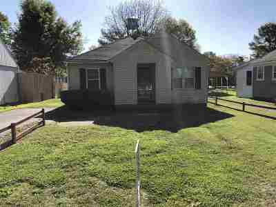 Crockett County Single Family Home Active-Extended: 277 S Johnson
