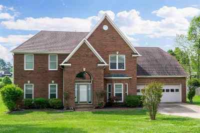 Jackson TN Single Family Home For Sale: $249,900