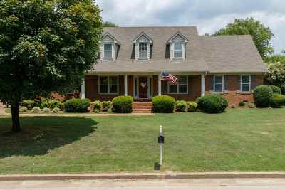 Jackson Single Family Home For Sale: 80 Steeplechase