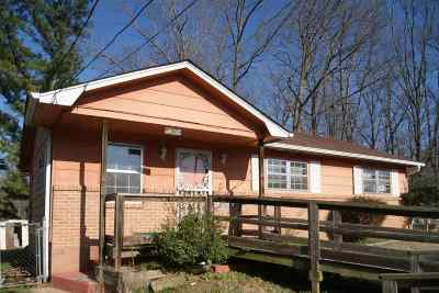 Jackson TN Single Family Home For Sale: $39,900
