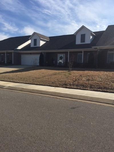 Dyersburg Single Family Home For Sale: 1644 Fairway