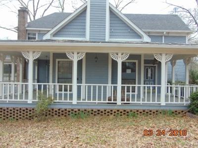 Jackson TN Single Family Home For Sale: $105,000