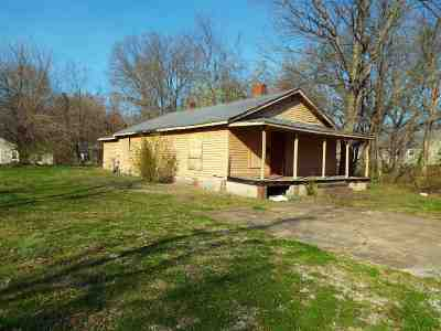 Jackson TN Single Family Home For Sale: $20,000