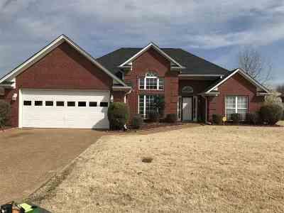 Jackson TN Single Family Home For Sale: $147,000