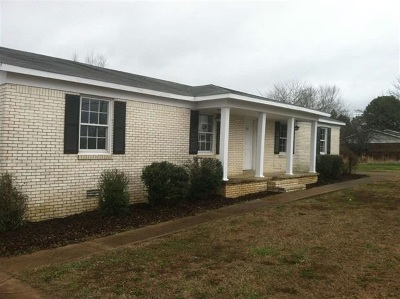 Jackson TN Multi Family Home For Sale: $73,000