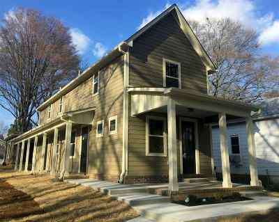 Jackson TN Single Family Home For Sale: $169,000