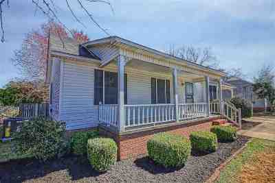 Haywood County Single Family Home For Sale: 484 Penny