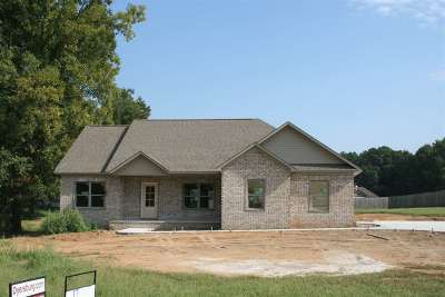 Dyersburg Single Family Home Backup Offers Accepted: 92 Cortez