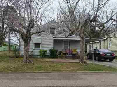 Jackson Single Family Home For Sale: 134 Holland
