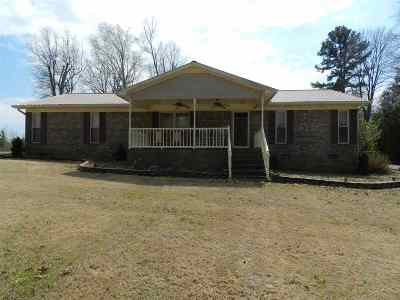 Single Family Home For Sale: 1249 Highway 45 By-Pass