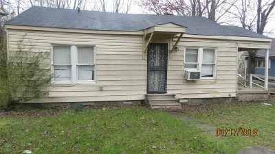 Jackson Single Family Home For Sale: 119 Barham