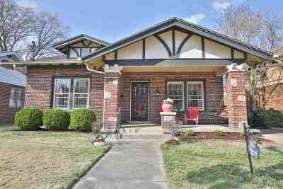 Jackson Single Family Home For Sale: 319 Westwood