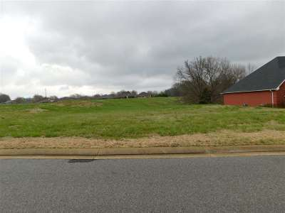Dyersburg Residential Lots & Land Active-Extended: 1942 Fairway