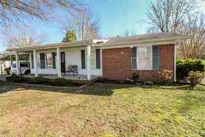 Milan Single Family Home For Sale: 7068 Mimosa Trl
