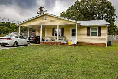 Weakley County Single Family Home For Sale: 146 Cypress