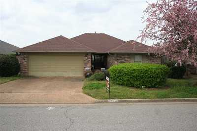 Dyersburg Single Family Home For Sale: 2113 Aztec Drive