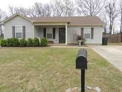 Newbern Single Family Home Backup Offers Accepted: 816 Slate Dr