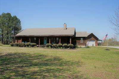 Dyersburg Single Family Home For Sale: 1254 Clanton Rd