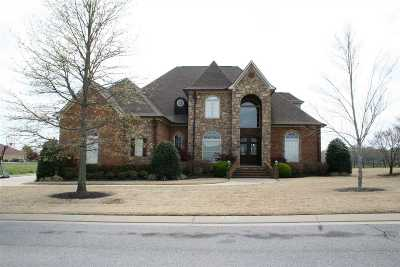 Dyersburg Single Family Home Backup Offers Accepted: 2493 Fairway