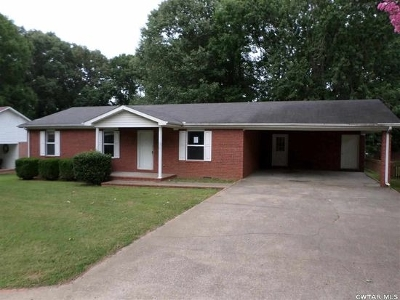 Humboldt TN Single Family Home Sold: $89,900