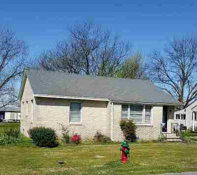 Crockett County Single Family Home For Sale: 388 S Mill St