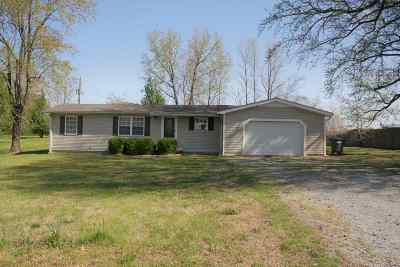 Newbern Single Family Home Backup Offers Accepted: 986 Charles Moore Road