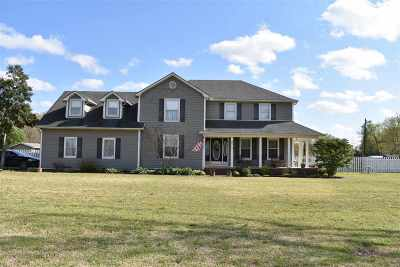 Dyersburg Single Family Home For Sale: 2515 East Court