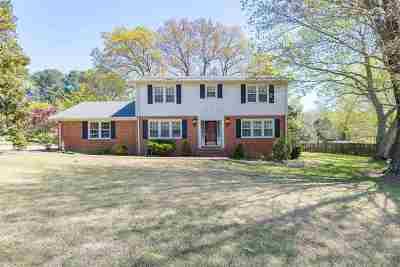 Jackson TN Single Family Home For Sale: $184,000