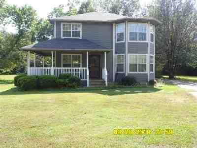 Jackson TN Single Family Home For Sale: $129,000