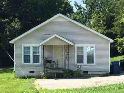 Weakley County Single Family Home For Sale: 304 Volunteer Dr