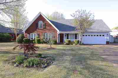 Jackson TN Single Family Home For Sale: $179,900