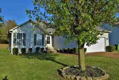 Jackson TN Single Family Home For Sale: $112,000
