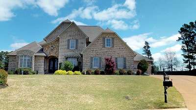 Jackson Single Family Home For Sale: 47 Arbor Ridge