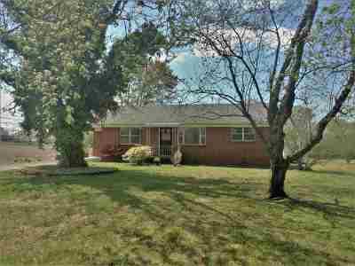 Newbern Single Family Home For Sale: 282 Scott Rd