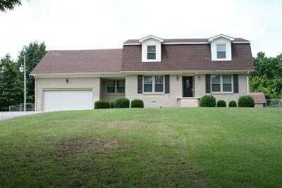 Dyersburg Single Family Home For Sale: 1521 Westlake