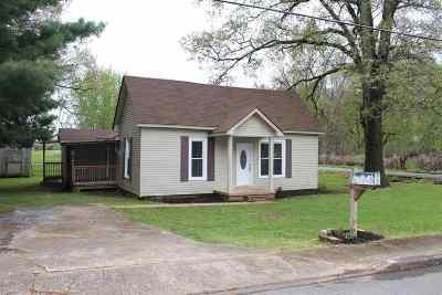 Newbern Single Family Home For Sale: 501 Radford St