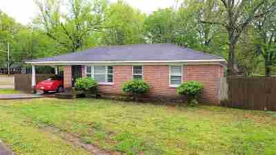 Haywood County Single Family Home Back On Market: 1006 Haralson