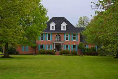 Jackon, Jackson, Jackson Tn, Jakcson Single Family Home For Sale: 10 Huntington