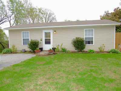 Newbern Single Family Home Backup Offers Accepted: 6680 Millsfield