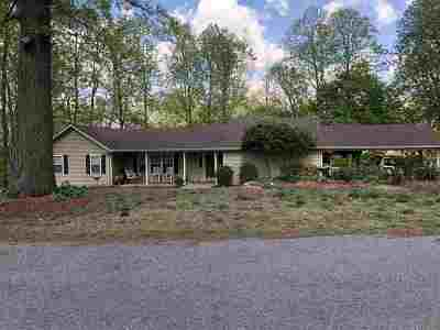 Dyersburg Single Family Home For Sale: 205 Walnut Lane Ext.