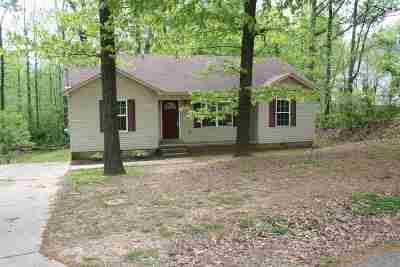 Dyersburg Single Family Home Backup Offers Accepted: 221 Revell Road
