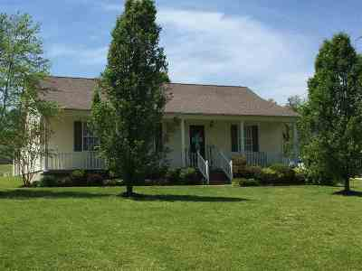 Dyersburg Single Family Home Backup Offers Accepted: 215 Palmer Subdivision Road