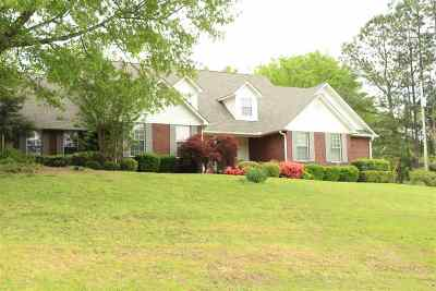 Dyersburg Single Family Home For Sale: 268 Ducky