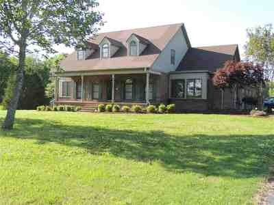Newbern Single Family Home For Sale: 1450 Ditmore Rd
