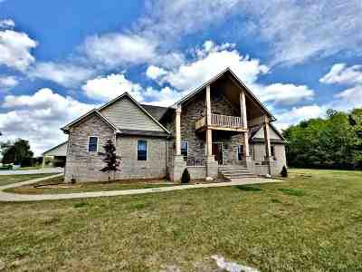 Carroll County Single Family Home For Sale: 121 Flat Bottom
