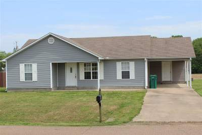 Crockett County Single Family Home For Sale: 13 S Craves