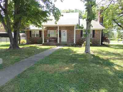 Newbern Single Family Home For Sale: 825 Nora Ave