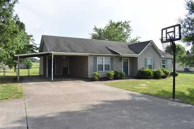 Newbern Single Family Home For Sale: 2085 Lanesferry