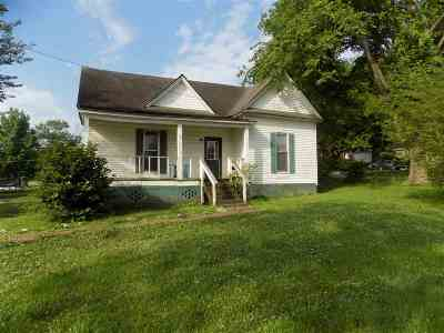 Gates TN Single Family Home For Sale: $29,900
